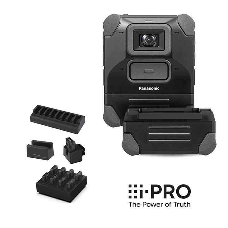 iPro Arbitrator Body Worn Camera