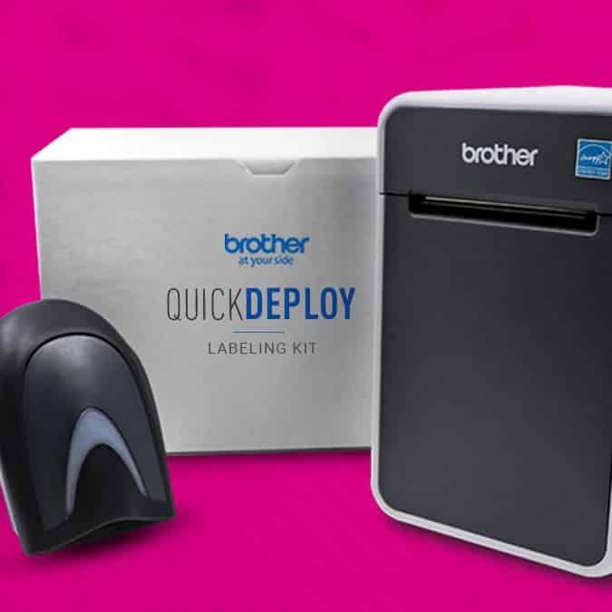 Brother Mobile Printer Kits